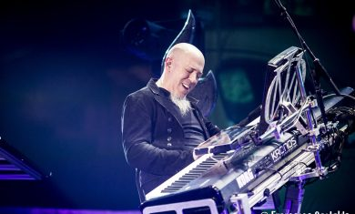 dream theater - jordan rudess live milano - 2014