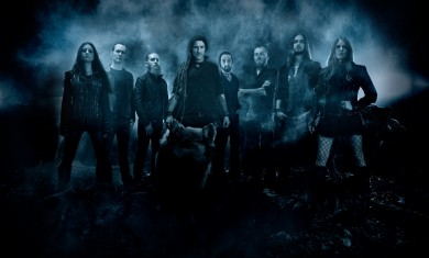 eluveitie - band - 2015