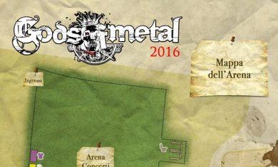 gods of metal 2016 - mappa