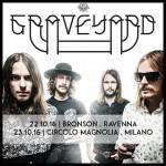 graveyard swe - date italia - 2016