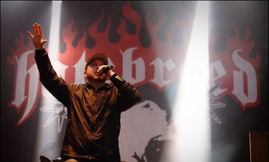 Hatebreed - live @ Summer Breeze 2015