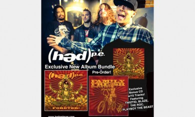 hed pe - forever - 2016