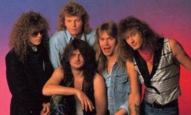 helloween - band - anni 80