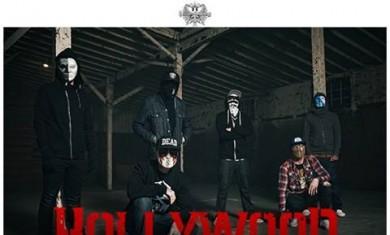 hollywood undead - brescia radio onda urto - 2016