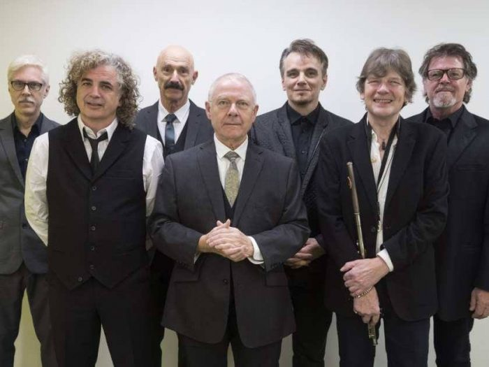 king crimson - band - 2016