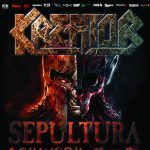 kreator sepultura - locandina live club - 2017