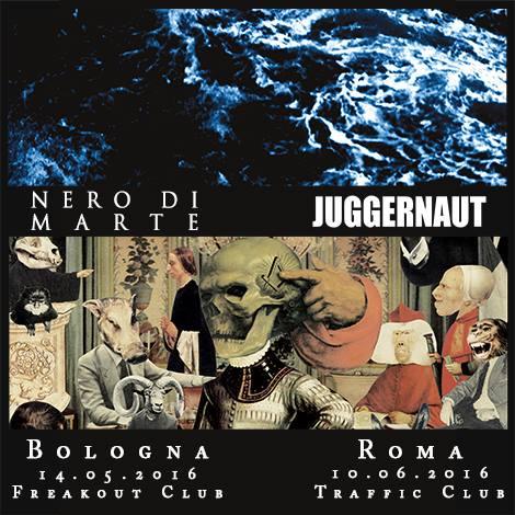 nero di marte - juggernaut - 2016
