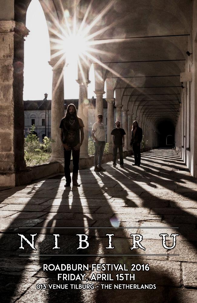 nibiru - roadburn 2016