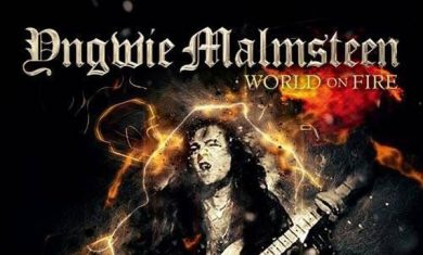 yngwie malmsteen - world on fire - 2016