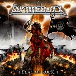 BURNING BLACK - FLAG OF ROCK - EP - 2016