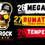 Festa Rock Novedrate - locandina - 2016