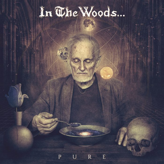 IN THE WOODS - Pure - album -2016