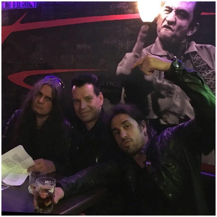 LACRIMAS PROFUNDERE - band - 2016