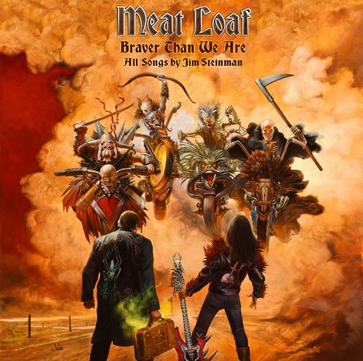 Meat loaf - Braver Than We Are - album - 2016