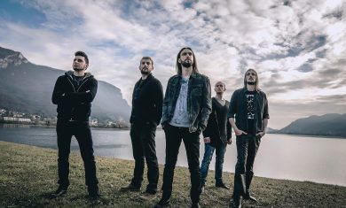 MirrorMaze - band - 2016
