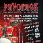 Povorock - locandina - 2016