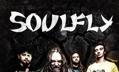 SOULFLY - rimini - 2016