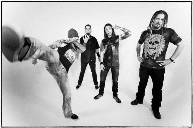 STUCK MOJO - band - 2016