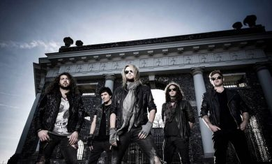 THE WILD LIES - band - 2016