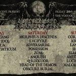 Unconquered Darkness - flyer edizione 2016 - 2016