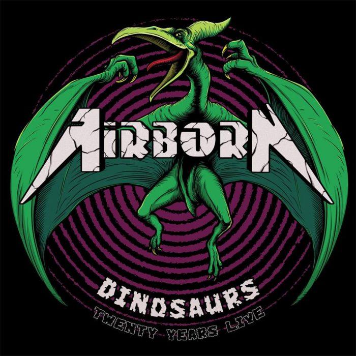 airborn - dinosaurs - 2016