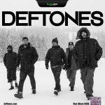 deftones - live trezzo - 2016