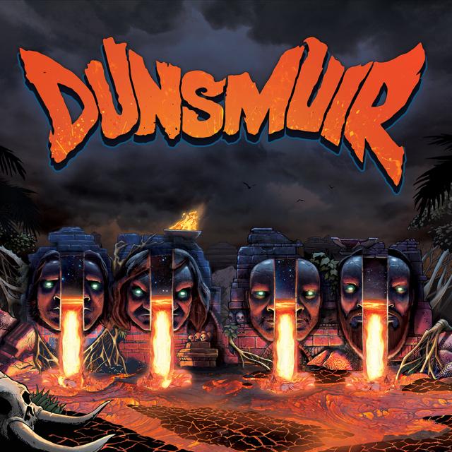 dunsmuir album - 2016