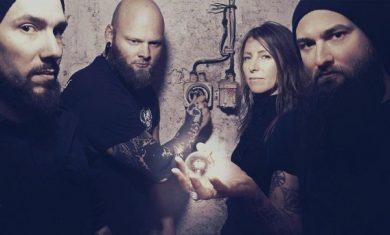 earth ship - band - 2016