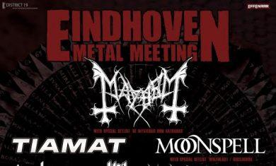 eindhoven metal meeting 2016 - locandina giugno