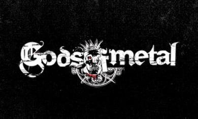 gods of metal logo