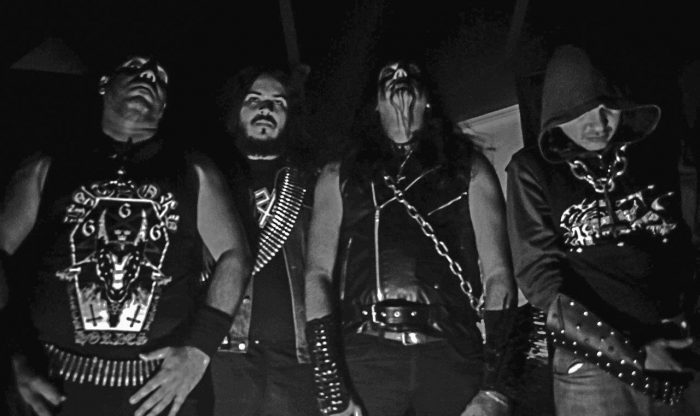 grave desecrator - band - 2016