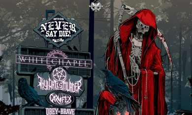impericon never say die tour 2016