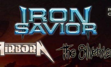 iron savior - collegno - 2016