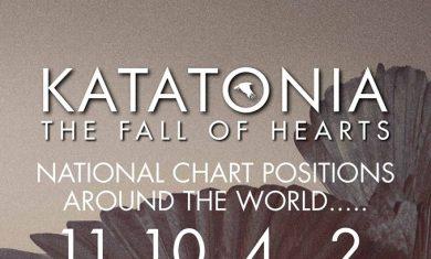 katatonia - charts 2016