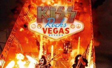 kiss - kiss rocks vegas dvd - 2016