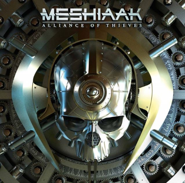 meshiaak - alliance of thives - album -2016