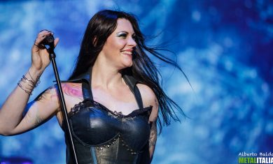 Artista: Nightwish   Evento: Rock In Roma   Fotografo: Alberto Baldassarri   Data: 8 giugno 2016   Venue: Ippodromo Capannelle   Città: Roma