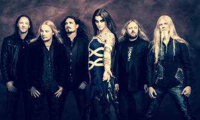 nightwish - band - 2016