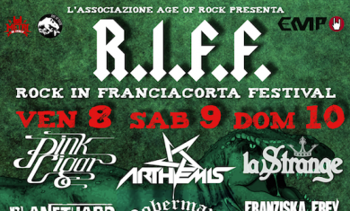rock in franciacorta 2016