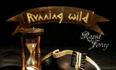running wild - rapid foray - 2016