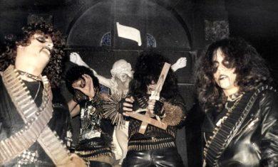 sarcofago - band