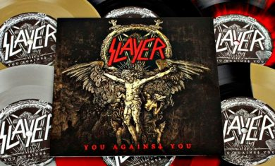 slayer - you against you singolo - 2016