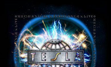 tesla - Mechanical Resonance Live! - 2016