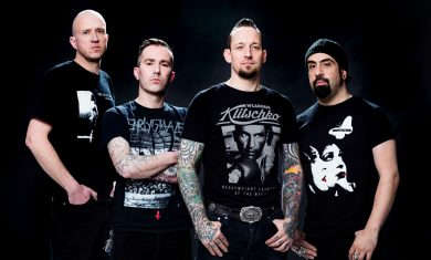 volbeat - band - 2016