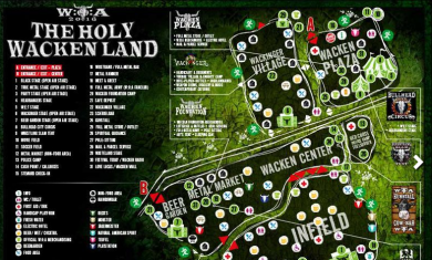 wacken - abstract map - 2016