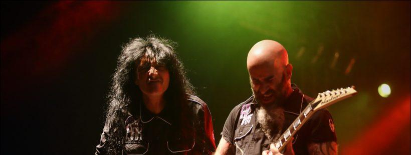 Artista: Anthrax | Fotografo: Enrico Dal Boni | Data: 23 luglio 2016 | Venue: Fosch Fest | Città: Bagnatica (BG)