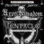 Ares Kingdom - locandina - 2016
