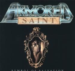 Armored Saint - Symbol Of Salvation cover - 2016