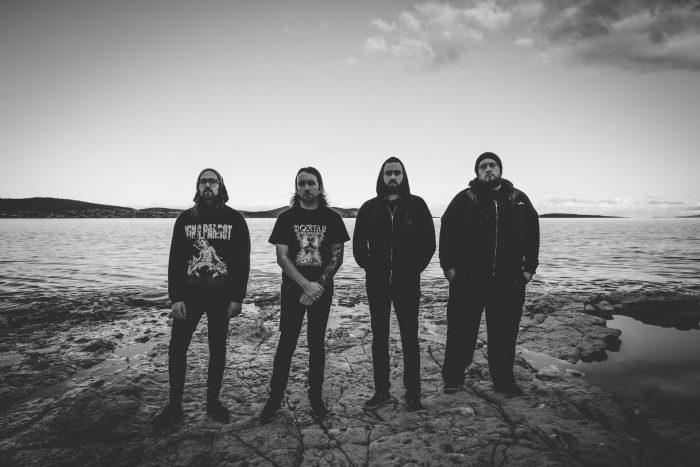 DÉPARTE - band - 2016
