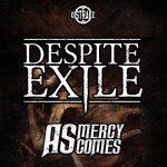 Despite Exile - flyer 2910 - 2016